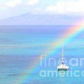 Maui Rainbow Lanai by Michele Hancock
