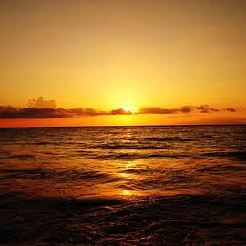 Drew Bley - Maui Sunset
