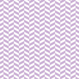 Ross - Mauve Purple Herringbone Design