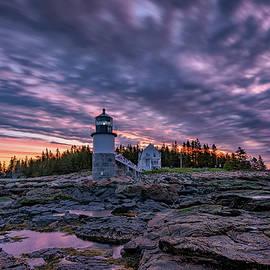 Rick Berk - May Sunrise at Marshall Point