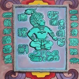 Mayan Prince by Antonio Romero