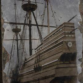 Mayflower 1 by John Meader