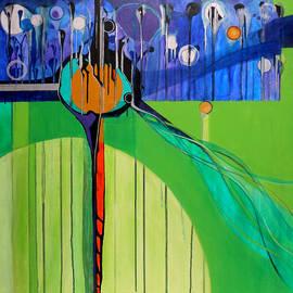 Mazal Tov  by Marlene Burns