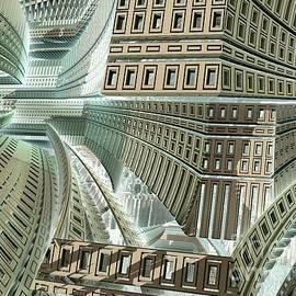Maze by Bernard MICHEL