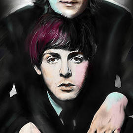 McCartney and Lennon - Melanie D