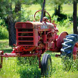 Cynthia Guinn - McCormick Farmall Tractor
