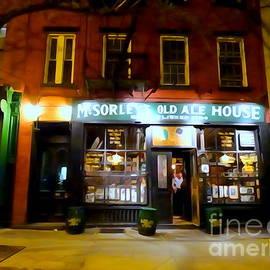 Ed Weidman - Mcsorleys At Night