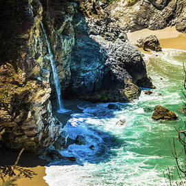 Mcway Falls by Blake Webster
