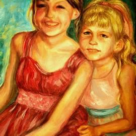 Em Scott - Me and My Sister