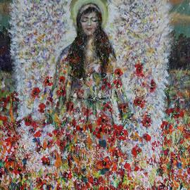 Meadow Angel by Dariusz Orszulik