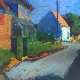 Mechanic Street, Provincetown - Marc Kundmann