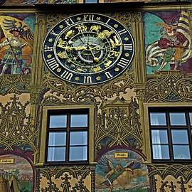 Elzbieta Fazel - Medieval Astronomical Clock of the City Hall of Ulm