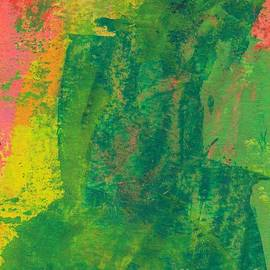 Marlena Leach - Meditating Figure