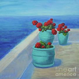 Carolyn Jarvis - Mediterranean Geraniums