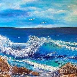 Viktoriya Sirris - Mediterranian Waves