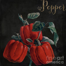 Medley Red Pepper - Mindy Sommers