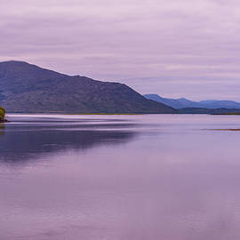 Meeting Of The Lochs  by Steven Ainsworth