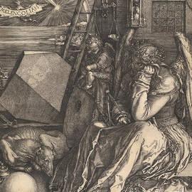 Melencolia I, 1514  - Albrecht Durer