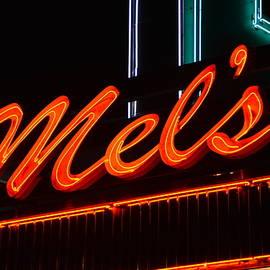 Mel's Diner 1 by Don Columbus
