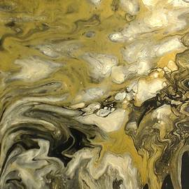 Liquid Gold by C Maria Wall