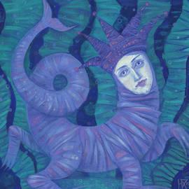 Melusine by Julia Khoroshikh