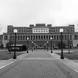 Memorial Stadium University Of Illinois  by John McGraw