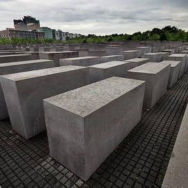 Memorial to the Murdered Jews of Europe. Berlin by Jouko Lehto