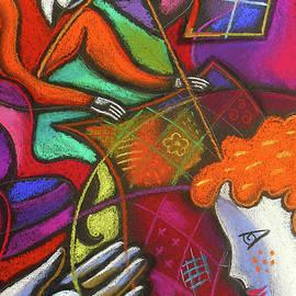 memories from childhood  - Leon Zernitsky