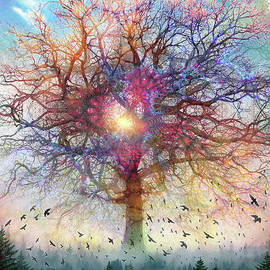 Memory of a Tree by Leonard Rubins