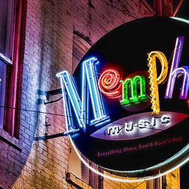 Stephen Stookey - Memphis Neon