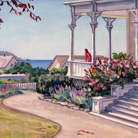 Robert Gerdes - Mendocino Spring