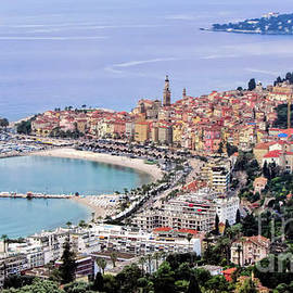 Jennie Breeze - Menton.Cote d Azur.France