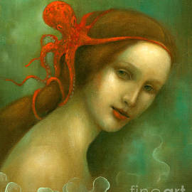 Mer Queen's Adornment by Marcia Snedecor