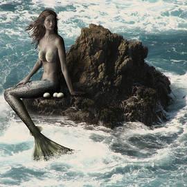 Solomon Barroa - Mermaid and Her Pearls