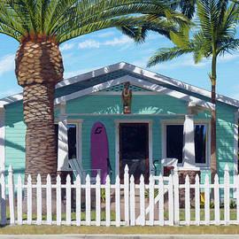 Michael Ward - Mermaid House