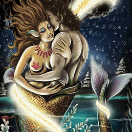 Arun Sivaprasad - Mermaid In Love Colored Version