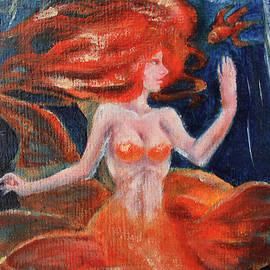 Natalie Gillham - Mermaid
