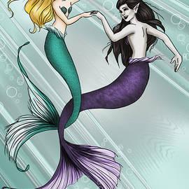 Rachel Marquez - Mermaid Sisters