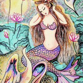 Mermaid Sunrise - Eva Campbell
