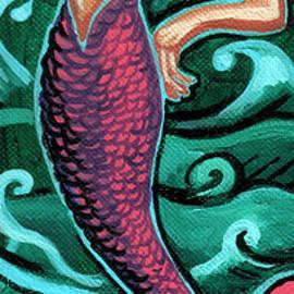 Mermaid With Pearl