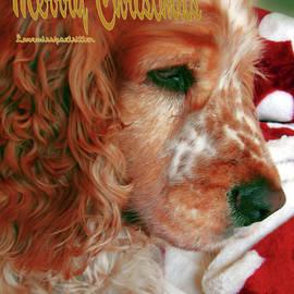 Merry Christmas Art 29 by Miss Pet Sitter