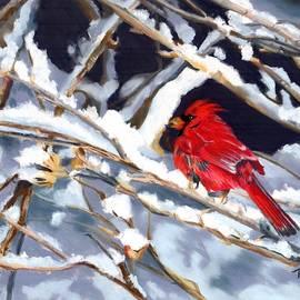 Tammy Crawford - Merry Christmas Cardinal