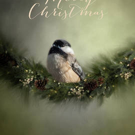 Merry Christmas Chicadee 1