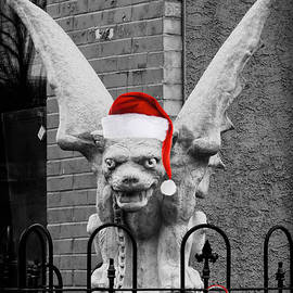 Brenda Conrad - Merry Christmas Gargoyle 2