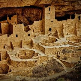 Mesa Verde Cliff Dwellings, Mesa Verde National Park by Flying Z Photography by Zayne Diamond
