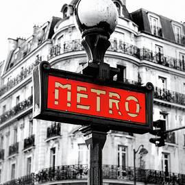 Metro by Susan Maxwell Schmidt
