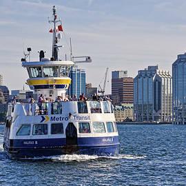 Metro Transit Halifax  by Tatiana Travelways