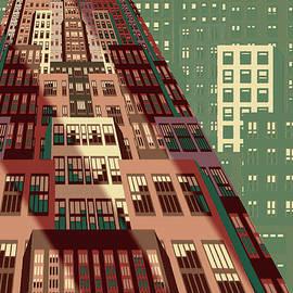 Metropolis 10 by Robert Todd
