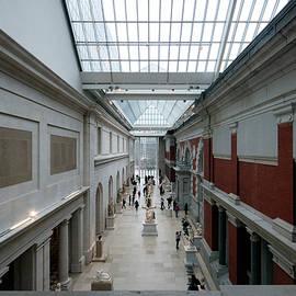 Metropolitan Museum Of Art by Dave Beckerman