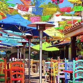 Mexican Cafe by Lyuba Filatova